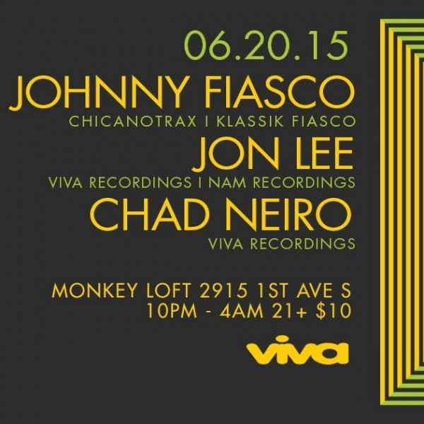 THIS! w/ JOHNNY FIASCO (Klassik Fiasco) & JON LEE