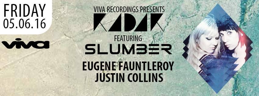 RADAR featuring Slumber