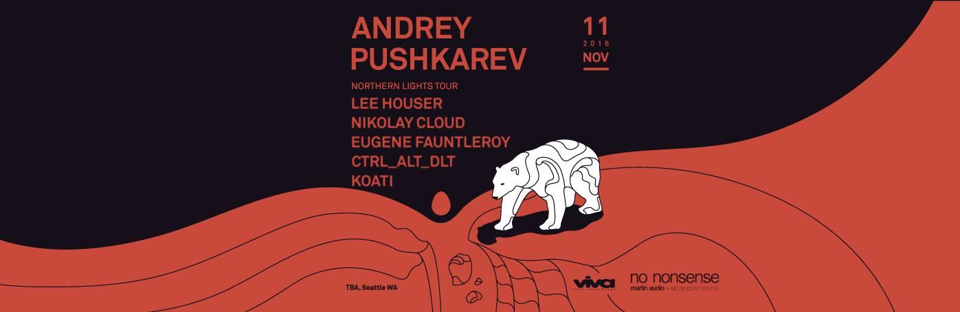 Andrey Pushkarev Northern Lights Tour