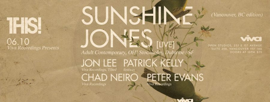 THIS! (Vancouver, BC) w/ Sunshine Jones [LIVE]