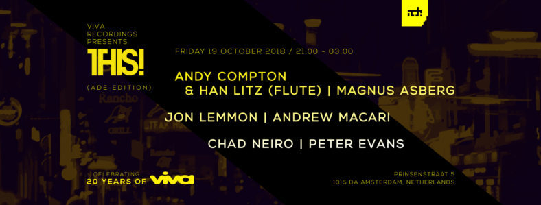 Viva Recordings THIS! (ADE Edition)