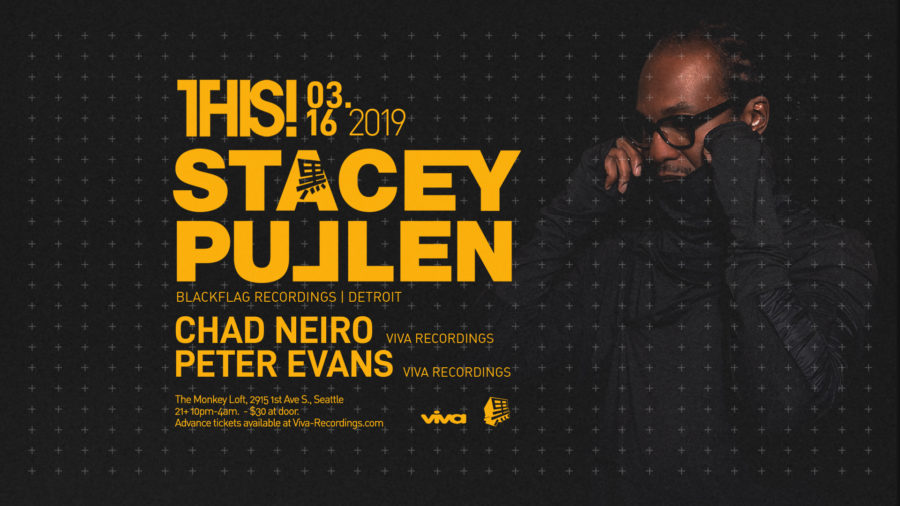 THIS! presents Stacey Pullen (Detriot)