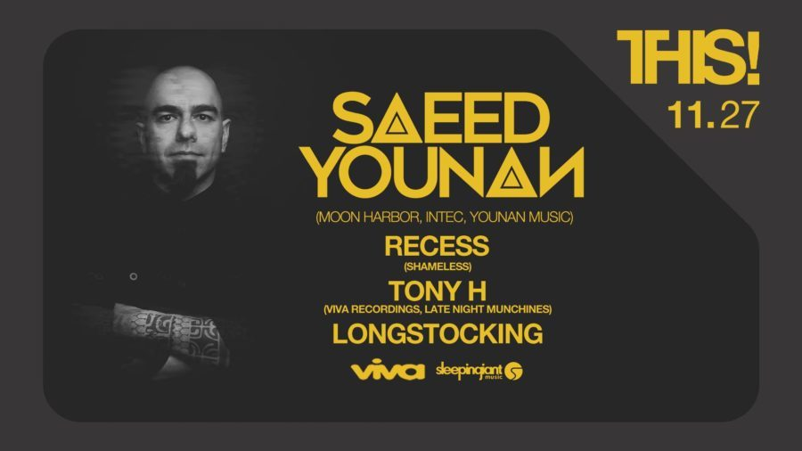 Special Edition of THIS! w/ Saeed Younan