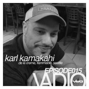 015 :: Karl Kamakahi (De la Creme, Seattle)