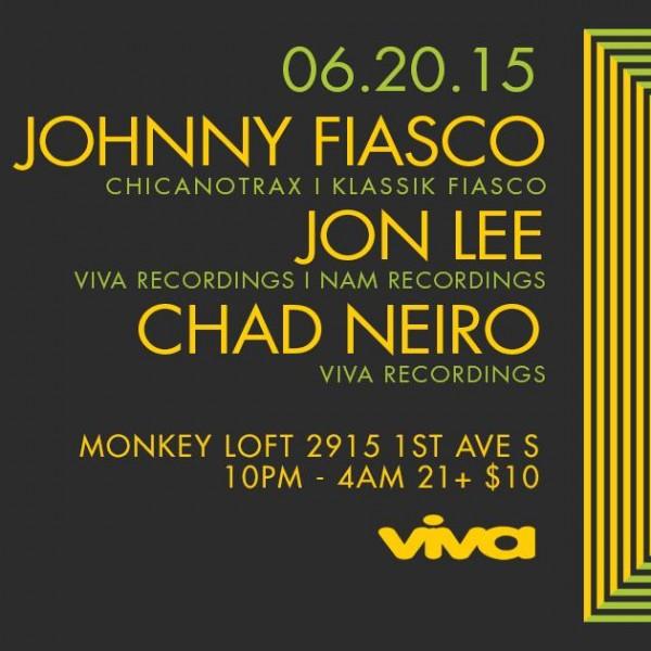 THIS! w/ JOHNNY FIASCO (Klassik Fiasco) & JON LEE