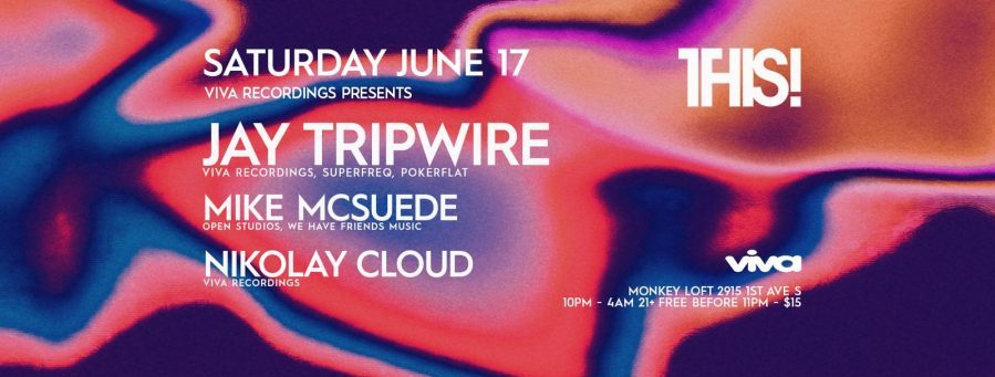 THIS! w/ Jay Tripwire, Mike McSuede and Nikolay Cloud