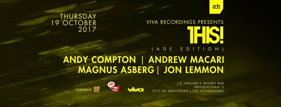 Viva Recordings Presents: THIS! (ADE Edition)
