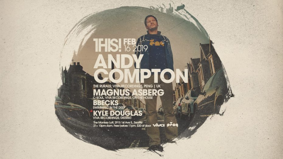 THIS! w/ Andy Compton (The Rurals) and more