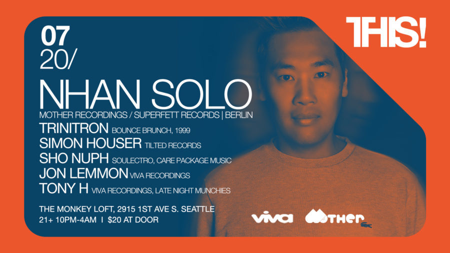 THIS! is Nhan Solo (Mother Recordings | Berlin)
