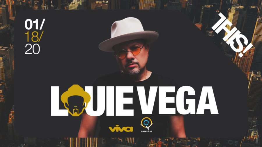 THIS! presents Louie Vega (Vega Records, NY)