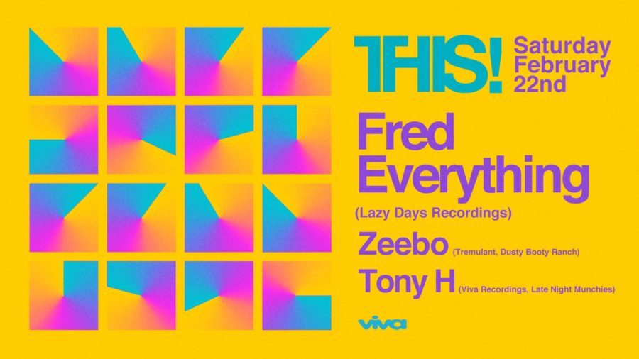 THIS! w/ Fred Everything, Zeebo & Tony H